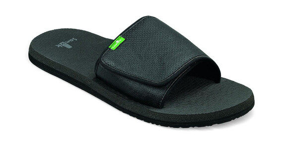 Sanük Beer Cozy Light Slide teenslippers Heren zwart